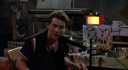 Do you like Christin Slater in Heathers or in bomba up the volume?