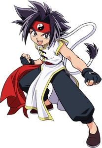 post a picture of anime boy with long black hair