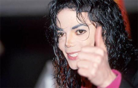 post a pic of michael giving the thumbs up :D