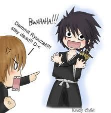 Which is ur funniest anime photo? ;o