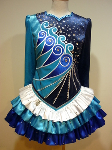 Does anyone like this solo dress for irish dancing?