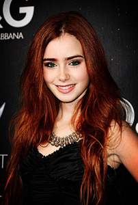 Lily Collins as Clarissa Fray. What do toi think?