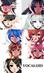 Q: What are the names of these vocaloids?