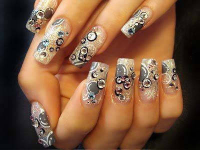 tu Like to diseño Your Nails?
