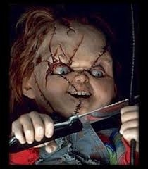 CHUCKY IS IN MY HOUSE!!!!!! what do i do?
