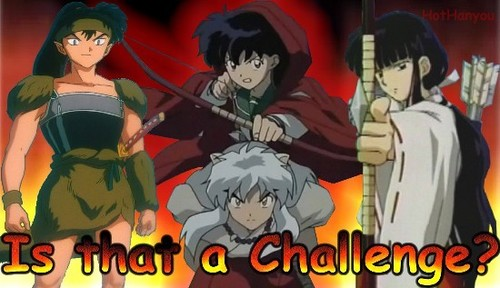 post a inuyasha pics of any of the characters for example:inuyasha,kagome,sango,kohaku,miroku,koga, or kikyo...etc they can be single pics or group pics.(Props: 1st place 10,2nd place 8,3rd place 6) people who don't win get 2 props! good luck!!!!!!!!: