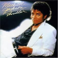 How many Grammies did Michael (sexy) win for the Thriller album?