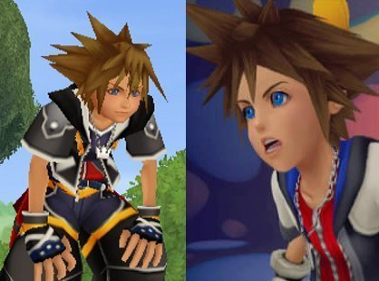Which game do you like Sora best?