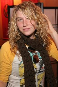 is ke$ha cute without makeup ??wt do u think about her??