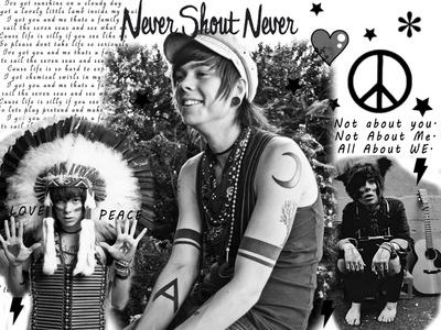 whats your fav NeverShoutNever album?