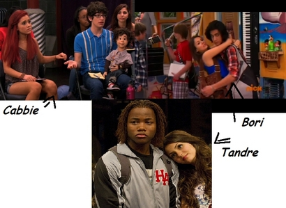 Who are your 最喜爱的 couples from Victorious?