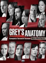 What is your favorito! moment in season 7 of Grey's Anatomy?