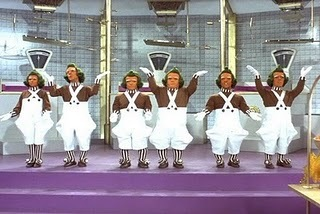Would 你 like to see oompa loompas dance and sing in real life?