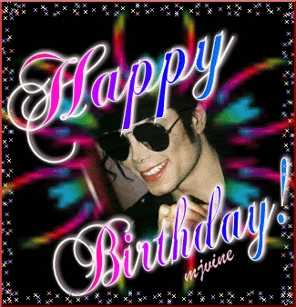 Happy Birthday Michael <333333