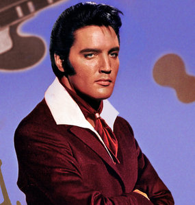 ElVIS IN COLOURS!