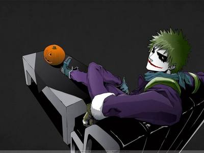 Post a picture of a anime in Halloween time - Anime Answers - Fanpop