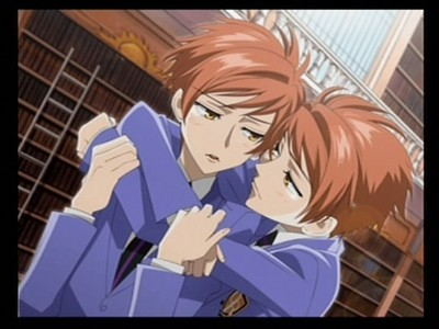 What do you think of the twins, Hikaru and Kaoru, from Ouran High School Host Club?