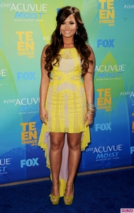 Post a pic of Demi wearing a dress.(winners get props)