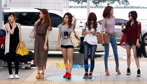 {CONTEST} Best airport... Seohyun Airport Fashion 2014