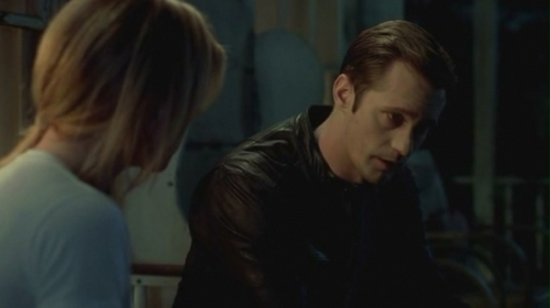 """In which part of what episode do آپ think it was first apparent that Eric was developing true feelings (beyond simply wanting her to be """"his"""") for Sookie?"""