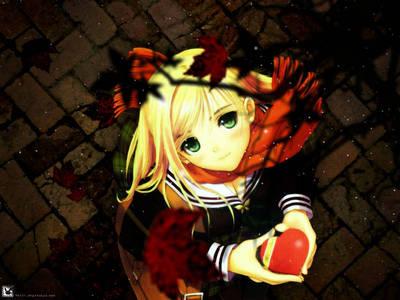 Post some cute Anime girl.