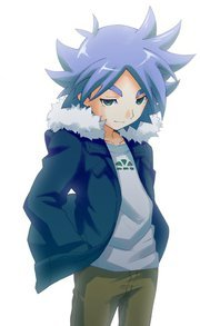Post an Inazuma Eleven character