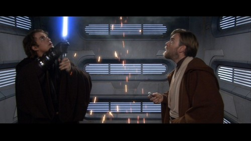 Which scene is your favorite? (Has to have Anakin in it of course)