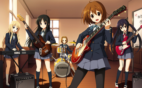 which k-on character will wewe cosplay as and why