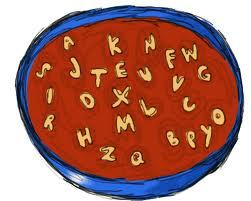 Do illiterate people get the full effect of Alphabet Soup?
