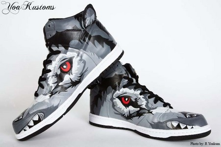 Do Ты think these shoes are cool?