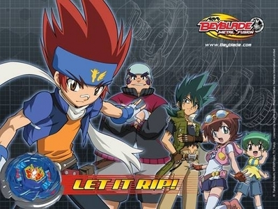 3....... Post any picture of this particular anime : Beyblade - Any one (metal fusuion, original , etc.)