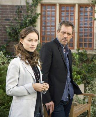 Hugh Laurie... Mmmmmmmmmmmm......And Olivia Wilde. *drools* Theres più i think...