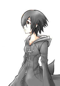 Well, anyone might say because she was the 2nd girl in the Organization, but I won't say that. No, my resons are different and kinda hard to explain. Keep up with me, hmm. (Excuse3 my Deidara-ness there) Xion was, as far as I'm concerned, created sejak Xemnas after he found out that there was a leak of Sora's memories. She wasn't considered a real member sejak anyone but Roxas and possibly Axel. They were three best friends, defying the rules. Xion was so alone, with her dreams that were actuall Sora's memories. In 358/2, anda play as Roxas's POV. anda get a hint of how Roxas feels when he starts dreaming Sora's memories. Alone, lost, and confused. Xion had those feelings worse, because she wanted to know where she came from and why she couldn't remember her past like others. Riku offered her answers, so she left the Organization to seek them out, to no avail. Riku practically feed her lies! She got it into her head than she had to absorb Roxas and Sora. She when she callanged Roxas, she knewq that something was different, something sepperated him from the rest of the Organization. She lost, she slowly but surely realized he had a Hearts. Smehow. So she made him absorb her so he could gain her power. He did, after crying. She watched over him while he fulfillied his prosmise to release the Hearts Xion collected from Kingdom Hearts. Then, after realizing what Xion had done, Xemnas erased Xion from everyone's memories. Although, in a cutscene, Roxas is shown somehow remebering Xion. In another cutscene, it shows Axel remebering Xion as well. Xion showed bravery in the face of death, and strength in all hardships. If anda thing about it closely, the game is like actuall life! Xion being every person, wither male atau female, and everone else are different pawns of life. That is why I like Xion. She can smile no matter the pain.