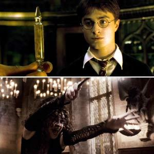 Harry and Bellatrix. Odd paring I know but its true. I can be very odd and wacko its my BPD. And I can and have always felt like an outsider because of all the trials and tribulations I have been put through with my mental illness- I feel like I have a lightening bolt on my forehead sometimes and it wont go away.