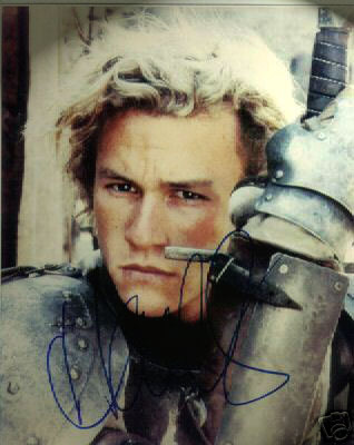 HEATH LEDGER! <3 I miss him... :[