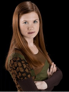 Well, my پسندیدہ character forever is GINNY!!!!! I think she's the best!!!! I feel totally connected with her. Ginny is fearless, loyal, kind, powerfull, smart, funny,(cute and so sweet with Harry, too) She's beautiful, and the best for Harry. I like best the movies, so I prefer Ginny from the movies. Bonnie Rocks!!!!! So definitely and absolutely, Ginny Weasley is my پسندیدہ character.