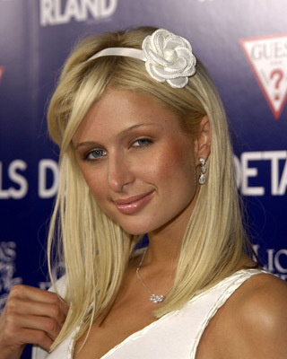 this bitch!! in this pic her eyes kinda funny looking. (btw if yu dnt really kno her its paris hilton)