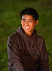I might as well post a character I love, SETH CLEARWATER!!!!!!!!