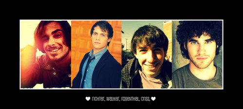 I less than three these hot members of Team StarKid. *drool*