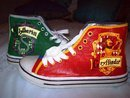 """I've read every single book, seen every single movie, and hated them. At first I was a huge """" OMGZZZ EDWARD AND JACOBB ARE HOOOOTTT!! """" And now I'm back to HP, though I never really left it. Plus, I don't think Twilight has shoes as awesome as these."""