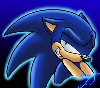 Sonic thee hedgehog<33