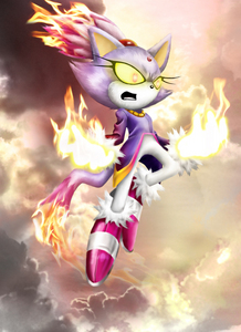 I would totally pwn sonic's ass, 키스 silver and throw sonic into the water. ;)