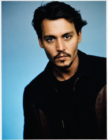 JOHNNY DEPP!!! and he has been since i was twelve! =D LOOK AT THOSE EYES!!!