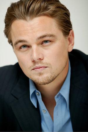 Leonardo DiCaprio. =)