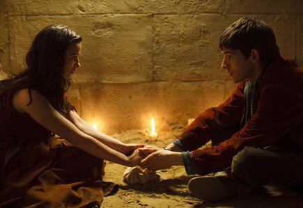 Merlin & Freya (: And ....You Most of wewe are probably clueless & Have know idea who this couple is....Oh Well .