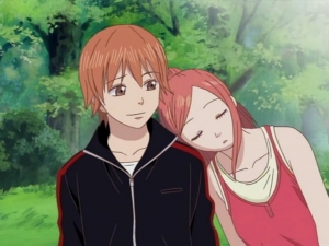 Risa and Otani from Lovely*Complex!!!!! :D \(>w<)/