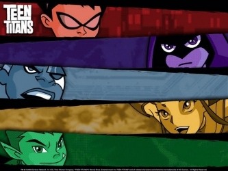 Liebe then forever!!! Have done that in over five years now!! >.< Teen titans are one of my favourit shows! Anybody who&#39;ve seen their talk show? xD