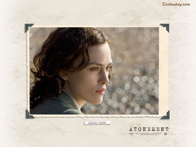 I´m between Elizabeth Bennet (pride and prejudice) and Cecilia (Atonement) I Liebe both of them!!