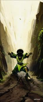 Toph of course