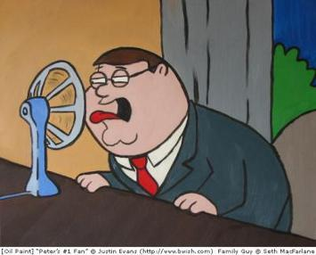 I think Peter Griffin can answer that question..